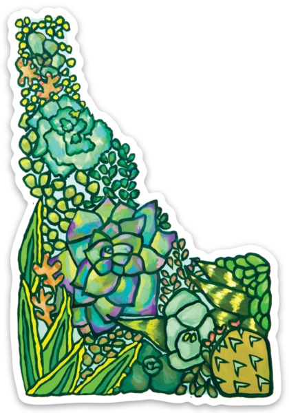 Idaho Succulent