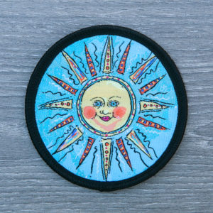 Sun Patch by Mary Butler